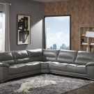 Cagliari Premium Leather Sectional