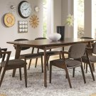 Malone Rectangular 7 Piece Dining Set