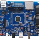 LPC1768 development board (support USB HOST, OTG) with USB ARM Emulator