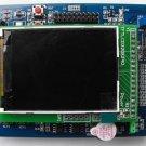 """LPC1114 development board (Cortex M0 core) +2.4 """"inch TFT color LCD"""