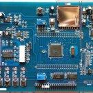 TMS320F2808 development board (on-board USB emulator)