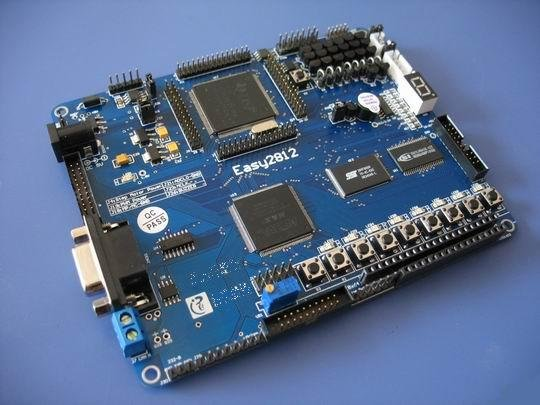 Easy2812 development board