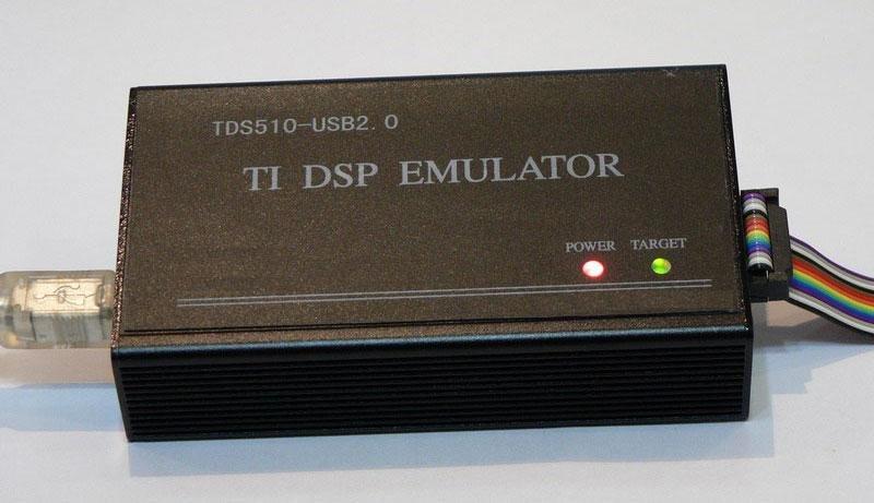 USB2.0 Enhanced DSP Emulator