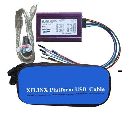 XILINX Platform Cable USB download cable