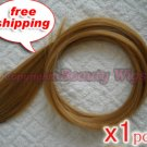 """High Quality Clip In Silky Straight 23"""" Hair Extensions for one pc-- Honey Brown~available now~"""
