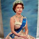 Her Majesty Queen Elizabeth II Postcard by Baron Studio