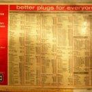 1973 Champion Spark Plugs Matt Chart Recommendation's