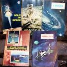 5 Science Service Magazines Universe Satellites Flight