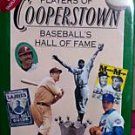 Players of Cooperstown '95 HB/dj  BB's Hall of Fame
