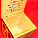 Mickey's Many Moods Wooden Box Mood Box