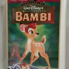 Walt Disney Bambi 55th Anniversary Limited Edition VHS