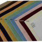 "2-Egyptian cotton Bath Mat 20""x32"" Each"