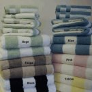 6-Pc Yarn-dyed Towel sets