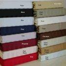 600 Thread count Queen size Sateen Stripe Sheet Set 100% Egyptian cotton
