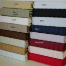 Twin Extra long 300 Thread count Egyptian Sateen Stripe