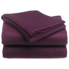 Deep Pocket Plum Fitted Sheet 600TC Queen Size 100% Egyptian Cotton