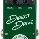 Barber Electronics Direct Drive - Guitar Overdrive Effects Pedal