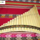 Professional Antara Pan Flaute Ramos 22 Pipes Item in USA Case Included -