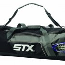 STX Lacrosse Challenger Lacrosse Equipment Bag, Black, 36-Inch