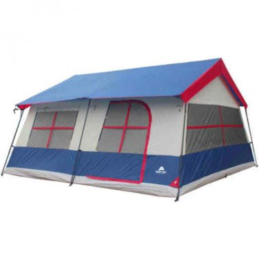 Camping 14 Person Large Tent 3 Rooms 14'x14' Huge Home Family Cabin Shelter
