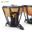 Moozikpro Percussion Mallets Kit - Student Intermediate Level - Versatile Nylon