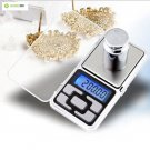 200g x 0.01g Mini Precision Digital Scales for Gold Bijoux Sterling Silver Scale