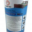 Silent Feet Anti-Vibration Riser for Beds - Superior All Surface Vibration Barri