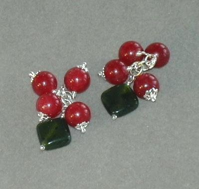 Holly Berry Baubles