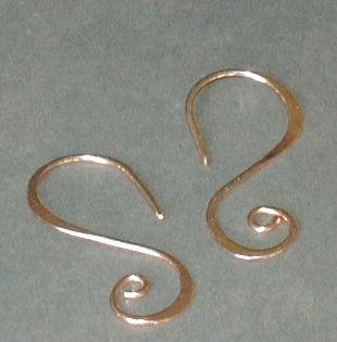 Simple Swirl Copper