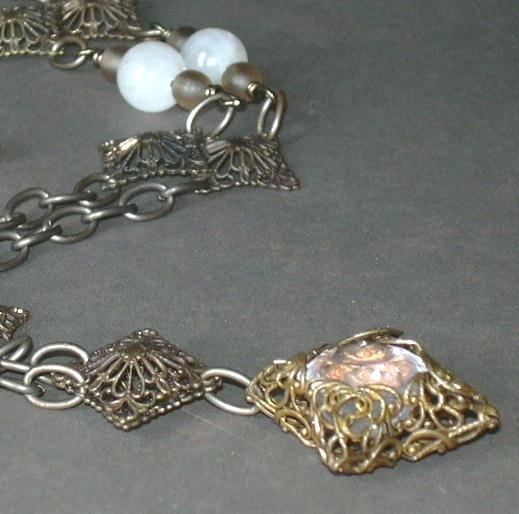 The Vintage Valentine Necklace