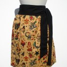 Vintage Tattoo Rockabilly Skirt Size M Ready To Ship