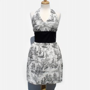 Midnight Pastoral Rockabilly Full Dress