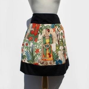 Fridas Garden Pleated Skirt