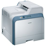 Samsung CLP-600N Color 10/100 Network Laser Printer 21 ppm