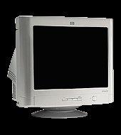 "HP mx705 17"" FLAT SCREEN CRT Monitor"