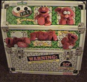 Tickle Me Elmo 10th Anniversary ((((RARE))))