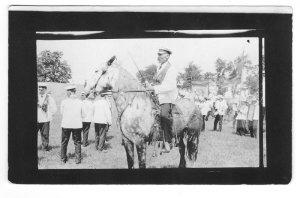 Vintage Photo  Postcard Parade Millbridge, Ontario, Canada