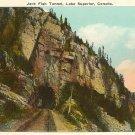 Color Postcard  Jack Fish Tunnel Lake Superior Ontario Canada