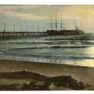 Color Postcard  Scene at Redondo California