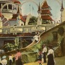 Color Postcard  Luna Park Coney Island