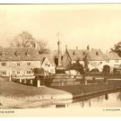 Postcard Photograph from the Times Bourton on the Water