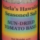 Sun-dried Tomato Basil Hawaiian Seasoned Salt, 4 oz.