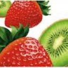 Strawberry Kiwi Flavored Hawaiian Cane Sugar, 3/4 oz.