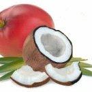 Coco Mango Scented Kona Coffee Exfoliating Face Scrub
