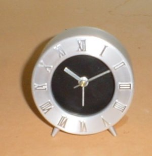 """Avon """"Hold Back The hands Of Time Clock"""" FREE SHIPPING"""