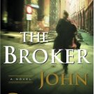 The Broker by John Grisham LARGE PRINT VERSION