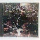 Megadeath- Hidden Treasures