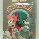 Futurama Volume 1 DVD series animation