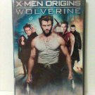 Wolverine X-Men Origins DVD
