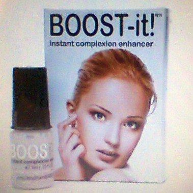 Boost-It instant complexion enhancer .25 fl oz /7.5ml new